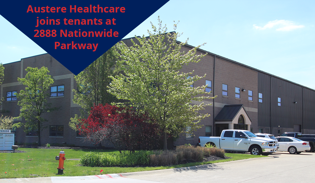 Single Office Leased for 1 Year at 2888 Nationwide Parkway