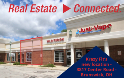 Keith Keltner matched Krazy Fit with a perfect location!